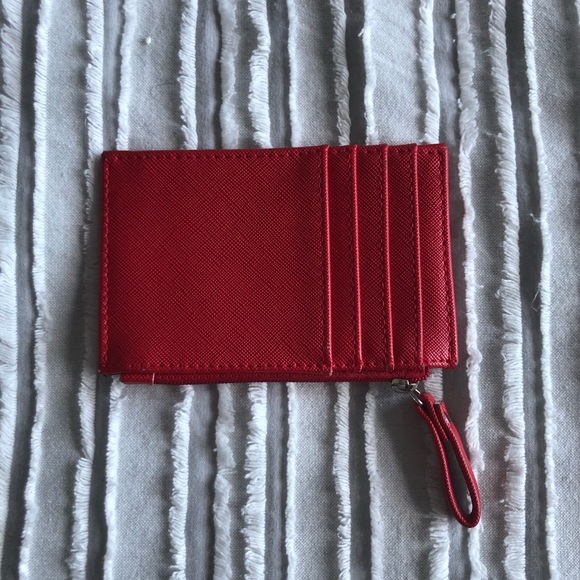 Forever 21 Handbags - F21 Red Card Holder